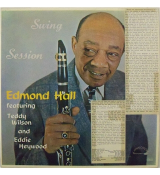 Swing Session - Edmond Hall - ZAHC 180