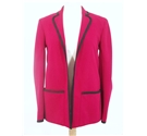 The Powerhouse Woman Collection: Vintage 1970's Givenchy Sport Size 8 Berry Pink Blazer Jacket