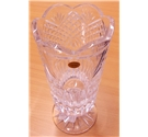 Tipperary Crystal lead crystal trophy vase