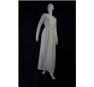 Vintage Original Circa 1950 1960s Size UK 10 approx Handmade Wedding Dress