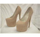 Koi Couture BNWT - Court shoes cream Size: 3