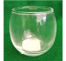 Crisa by Libbey Glass Roly Poly Votive 2.5""