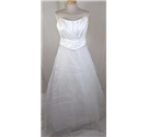 Infinity size 14 ivory wedding dress