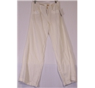 "Pilco and the Letter Press size 8 Linen Pants Pilcro - Size: 23"" - Beige - Trousers"