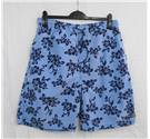 Offshore blue patterned swimshorts Size M