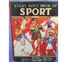 Every Boy's Book Of Sport 1952