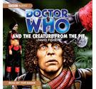 Doctor Who and the creatures from the pit