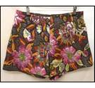 Miss Selfridge - Size: M - Multi-coloured - Hot pants