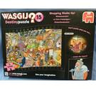 "WASGIJ? 15 1000 pieces. Destiny puzzle "" Shopping Shake Up!"""