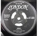 Rumble / The Swag Link Wray and his Ray Men HL-A.8623
