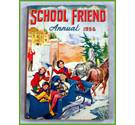 The School Friend Annual 1956