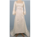 Higar Novias size: 10 cream/ivory wedding dress
