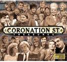 Coronation Street Treasures with CD and removable memorabilia