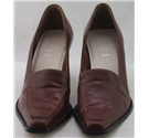 Musa, size 7.5 brown court shoes