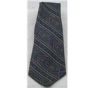 Tie Rack purple/grey/green mix paisley tie
