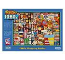 Memories of the 1960s sealed 1000 piece jigsaw