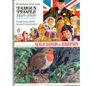 Brooke Bond 1965 Wild birds in Britain + 1969 Famous people complete sets in albums Brooke Bond