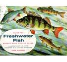 Brooke Bond 1960 Freshwater fish cards, full set in album [high cat value but minor cover damage - see pic]