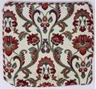 Evans Lichfield Ltd Beautiful Floral Woven Cushion Cover