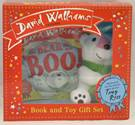 David Walliams Presents- The Bear who went Boo!- Book and toy gift set
