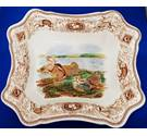 Mason's Patent Ironstone Game Birds Serving Dish - King Eider Duck Design