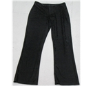 "Fashion Fighting Poverty - Joseph London Size: 28"" Black Sparkly Trousers"