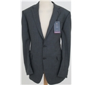 NWOT M&S Collection Luxury size: 42L grey pinstripe single breasted suit jacket