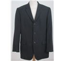 Ted Baker size: 42R grey single breasted suit jacket