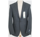 NWOT M&S Savile Row Inspired size: 38L grey single breasted suit jacket