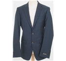 NWOT M&S Collezione size: 38L navy blue single breasted suit jacket
