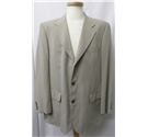 Savoy Taylors Guild, size 42R/36R beige single breasted suit