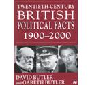 Twentieth-century British political facts, 1900-2000