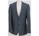 NWOT M&S Autograph size: 38XL grey wool single breasted suit jacket
