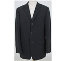 Ted Baker size: 40L charcoal grey single breasted suit jacket