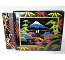 Beautifully painted Eastern Photo Album Unbranded - Multi-coloured