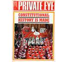 5 issues of Private Eye 1998-1999