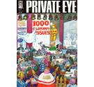 3 issues of Private Eye: anniversary specials