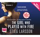 Girl Who Played with Fire - Full Length CD Audiobook
