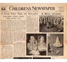 Children's newspaper 27 December 1947