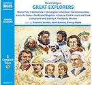 Great Explorers of the World (2 CD audiobook)