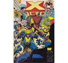X Factor No.87 by Marvel Comics