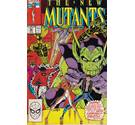 The New Mutants No.92 by Marvel Comics