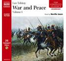 War and Peace Vol. 1 (Read by Neville Jason) [unabridged]