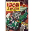 Practical Motorist magazines: August 1956 + February 1961