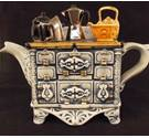 Teapottery Decorative Teapot