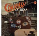 K-tel's Country Express Various Artists - WC 324 - LP