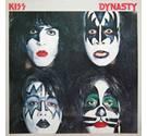 Kiss ‎– Dynasty :Re-issue