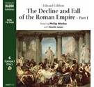 Decline and Fall of the Roman Empire - Vol. 1 (CD Audiobook)