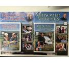 MIDSOMER MURDERS THE OFFICIAL COLLECTION ON DVD 11+12 (DVD AND COMPANION COLLECTORS GUIDE)