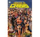 Heroes in crisis by Tom King , Clay Mann - DC Comics